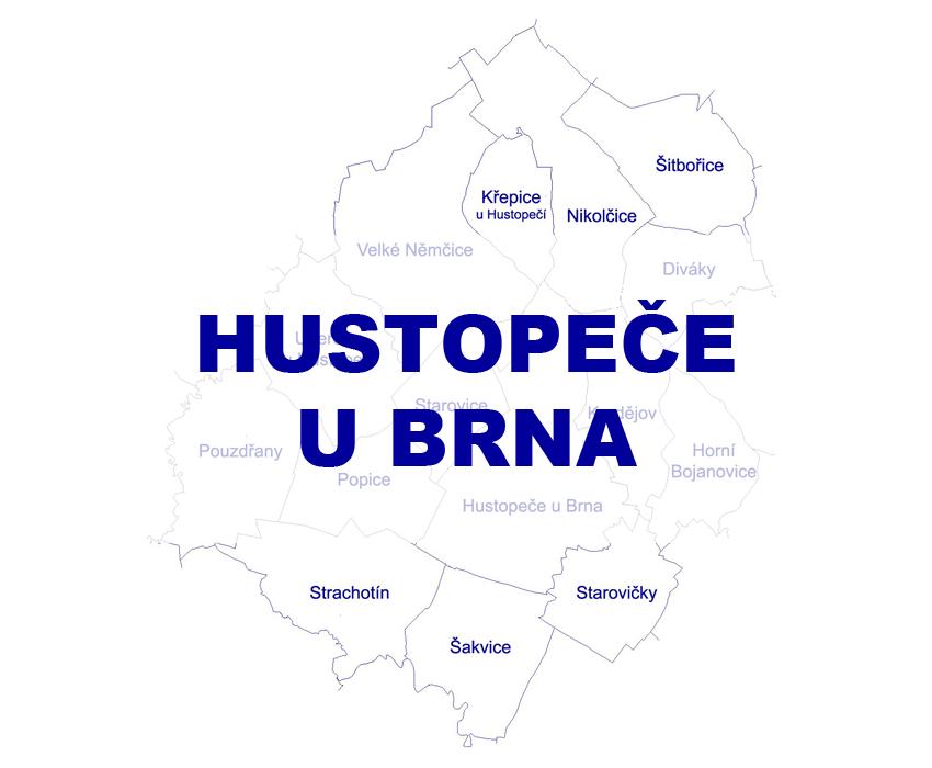 Geodetické práce Hustopeče u Brna